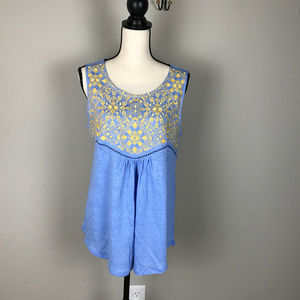 Sundance sleeveless tunic size M